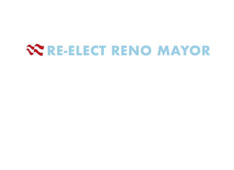 Re-Elect Reno Mayor Hillary Schieve