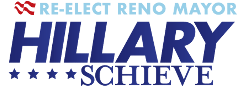 Re-Elect Reno Mayor Hillary Schive
